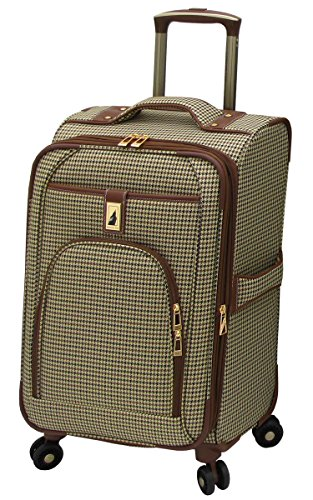 london-fog-cambridge-21-inch-expandable-carry-on-olive