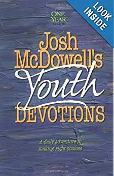 Josh McDowell's Youth Devotions