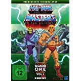 "He-Man and the Masters of the Universe - Season 1, Vol. 1, Episoden 1-33 [3 DVDs]von ""Shuki Levy"""