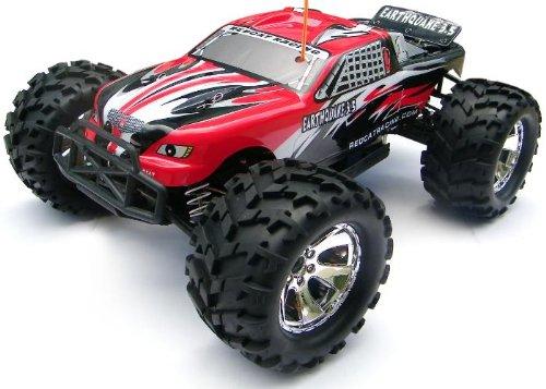 Earthquake 3.5 1/8 Scale Nitro Monster Truck 4 Wheel Drive