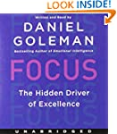 Focus Unabridged Cd: The Hidden Drive...
