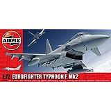 Airfix A04036 Eurofighter Typhoon 1:72 Scale Series 4 Plastic Model Kit