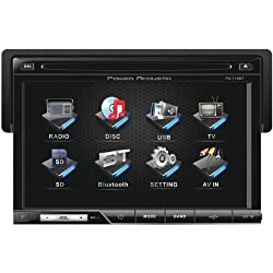 See Power Acoustik Pd-710B 7In 1Din Tscrn W Dvd Blth Details