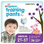 Rite Aid Tugaboos Training Pants for Boys, Jumbo Pack, M/2T-3T, up to 34 lbs, 26 ea