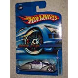 #2006-136 Swoop Coupe Purple With 5 Dot Wheels Collectible Collector Car Mattel Hot Wheels
