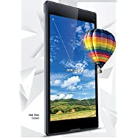 IBall Slide Cuboid Tablet (8 Inch, 2GB + 16GB, Wi-Fi+ 4G+ Voice Calling With Built-in Receiver, Micro Sim), Metallic...