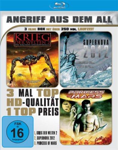 Angriff aus dem All (3 Filme) [Blu-ray]