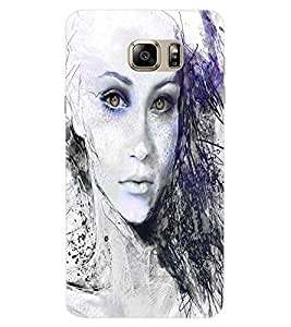 ColourCraft Amazing Art Design Back Case Cover for SAMSUNG GALAXY NOTE 6