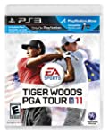 Tiger Woods PGA Tour 11 2011 Sony PS3...
