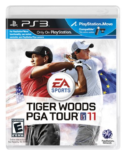 Tiger Woods PGA Tour 11 - Playstation 3 - 1