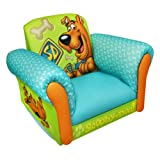 Warner Brothers Scooby Doo Deluxe Rocking Chair