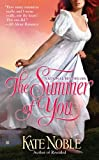 The Summer of You (Berkley Sensation)