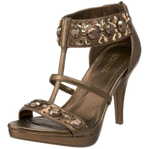 Kenneth Cole REACTION Women's Memorize T-Strap Sandal