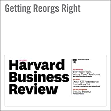 Getting Reorgs Right Other by Stephen Heidari-Robinson, Suzanne Heywood Narrated by Fleet Cooper
