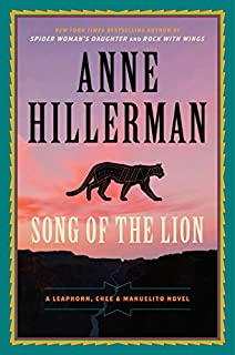 Book Cover: Song of the Lion: A Leaphorn, Chee & Manuelito Novel
