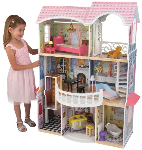 KidKraft 65839 Magnolia Mansion Dollhouse