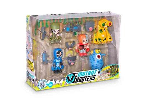 Famosa 700011347 - Mutant Busters Set Battaglia