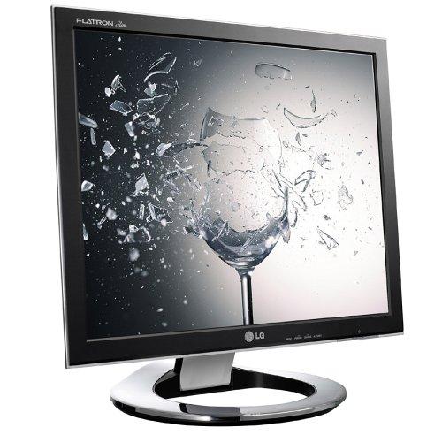 Lg Flatron L1781Q Ultra-Slim 17-Inch Lcd Monitor