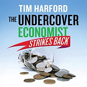 The Undercover Economist Strikes Back Audiobook