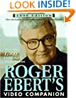 Roger Ebert's Video Companion 1998 (Roger Ebert's Movie Yearbook)