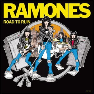 The Ramones - The Ramones - 1978 - Road to Ruin - Zortam Music