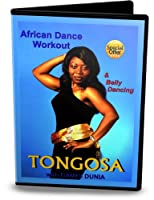 TONGOSA: African Dance Workout & Belly Dancing with Bambi