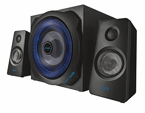 Trust GXT 628 Set Altoparlanti Subwoofer Illuminato 2.1 - Limited Edition