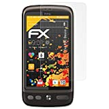 "atFoliX Displayschutzfolie f�r HTC Desire - FX-Antireflex: Display Schutzfolie antireflektierend! H�chste Qualit�t - Made in Germany!von ""Displayschutz@FoliX"""