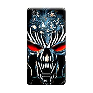 iCover Premium Printed Mobile Back Case Cover With Full protection For Micromax Canvas Selfie 2 Q340 (Designer Case)