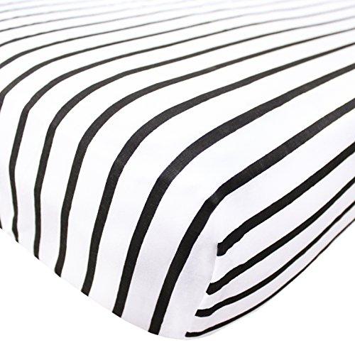 Premium Fitted Cotton Crib Sheet / Toddler Sheet