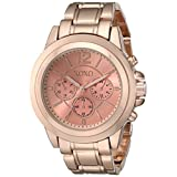 XOXO Women's XO5591 Rose Gold-Tone Bracelet Watch