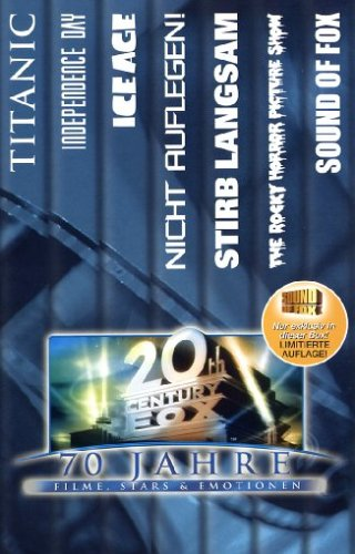 70 Jahre Fox (+ Audio CD) [6 DVDs]