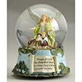 Guardian Angel Musical Waterglobe