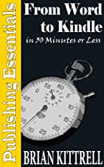 From Word to Kindle in 30 Minutes or Less