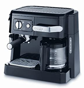 De Longhi BCO410 Coffee Machine
