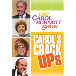 Carol Burnett Show: Carols Crack-Up