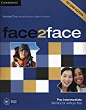 face2face 2nd Pre-intermediate Workbook without Key