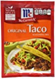 McCormick Taco Season Mix - 1.25 oz