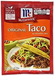 McCormick Taco Season Mix - 1 oz
