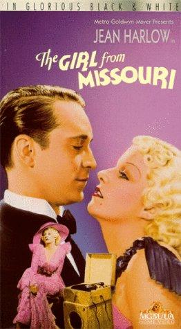 Girl From Missouri [VHS]