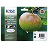 Epson T1295 Multipack - 4-pack - black, yellow, cyan, magenta - original - ink cartridge