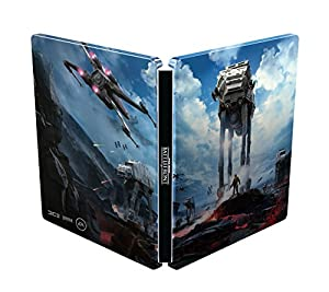 Star Wars Battlefront Steelbook (Amazon Exclusive) (PS4) from Electronic Arts