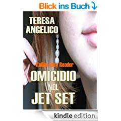 Italian Easy Reader: Omicidio nel Jet Set