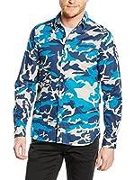 Meltin Pot Camisa Hombre Cassia (Azul)