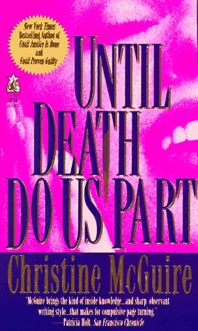 Until Death Do Us Part, CHRISTINE MCGUIRE