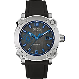 Bulova 63B189 Gent's Accu-Swiss Percheron Watch