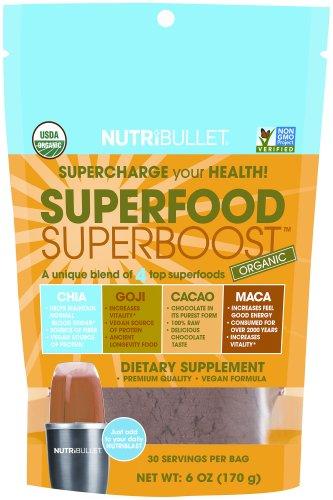Nutribullet Superfood Superboost - 6 0Z