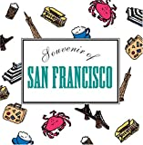 img - for Souvenirs of Great Cities: San Francisco book / textbook / text book