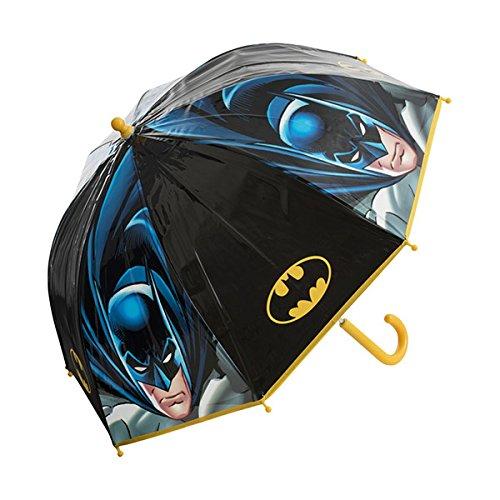 Batman - Ombrello Manuale Bambino 70cm - In PVC STampato BAT-888