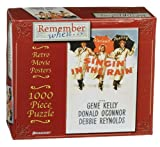 Remember When - 1,000 Piece Movie Puzzle (Singin' In The Rain)